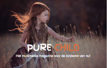 PURE CHILD visitekaart
